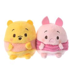 Introducing Disney's Disney ufufy Pooh & Piglet stuffed toy (mini). Official Disney Character Goods Store. Fashion, merchandise, toys, stationary and many other types of goods available. Also great for ordering presents and gifts online.