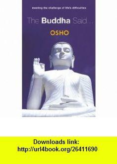 Osho books pdf download