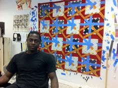 Sandford Biggers at the Bermuda National Gallery