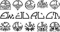 art nouveaux 70s lettering - Google Search