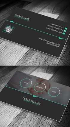 Clean & Corporate Business Card  ____________________ Graphicview.net Facebook.com/Graphicviewlhr