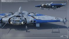 Nuthin' But Ships: David's A Star Citizen