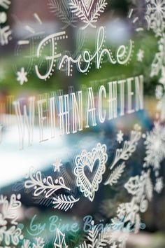 Weihnachtskranz – Bines Shop Neon Signs, Diy, Shopping, Noel, Winter, Binder, Decorations, Ideas, Windows