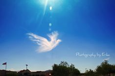 cloud angels photos | Standing at Willow Canyon High School and looking towards the White ...