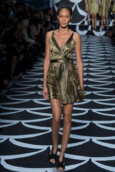 Diane von Furstenberg Fall 2014 RTW - Review - Vogue