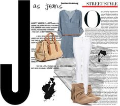 """""""J as jeans"""" by numina76 ❤ liked on Polyvore"""