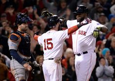 2723fb8dd6e October 2013 - Boston s David Ortiz s hits a grand slam off Detroit closer  Joaquin Benoit that tied Game 2 of the 2013 ALCS at and ignited what had  been a ...