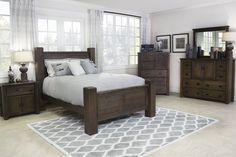 Mor Furniture For Less: The Boulder Bedroom | Mor Furniture For Less