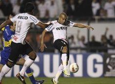 Emerson - Gol do título do Corinthians - Libertadores 2012