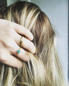 Styling by rebeccakulneff showing Cross Ring Gold and Bubble Ring Blue Small Gold #jewellery #Jewelry #bangles #amulet #dogtag #medallion #choker #charms #Pendant #Earring #EarringBackPeace #EarJacket #EarSticks #Necklace #Earcuff #Bracelet #Minimal #minimalistic #ContemporaryJewellery #zirkonia #Gemstone #JewelleryStone #JewelleryDesign #CreativeJewellery #OxidizedJewellery #gold #silver #rosegold #hoops #armcuff #jewls #jewelleryInspiration #JewelleryInspo #accesories #DanishDesign…