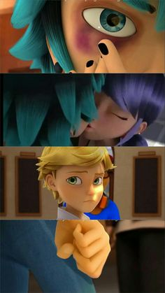 Awww, nice to see Adrien now actually noticing Marinette more. Miraculous Ladybug Fanfiction, Miraculous Characters, Miraculous Ladybug Fan Art, Ladybug And Cat Noir, Meraculous Ladybug, Ladybug Comics, Los Miraculous, Adrien Miraculous, Ladybugs Movie