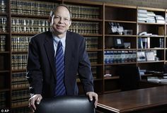 According to the sentencing transcript for ex-Stanford swimmer Brock Turner, Santa Clara County Superior Court Judge Aaron Persky (above) said, 'I take him at his word' on Turner's claims that the victim gave him consent