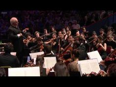 Beethoven - Symphony No. 9 (Proms 2012)Yep.....My greatest secret! I'm a classical music junkie :D - Cin