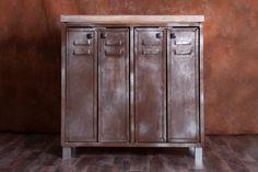 Rusty Siren cupboard | Rustic furniture, rustic design, rustic home