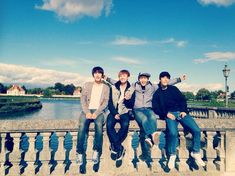 Cho Kyuhyun, Lee Hyuk-jae, Kim Ryeo-wook & Lee Donghae (SuJu)