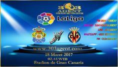 Prediksi Akurat Las Palmas vs Villarreal 18 Maret 2017