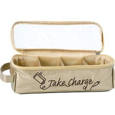 Miamica Electronics and Charger Organizer Large Take Charge, Gold, One Size MIAMICA http://www.amazon.com/dp/B0040477SK/ref=cm_sw_r_pi_dp_JNCdub0FGS2FC