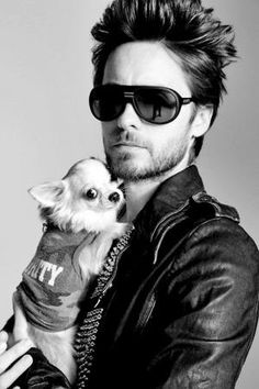 Jared Leto - I ♡ 30 Seconds to Mars by harriet
