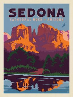 Anderson Design Group – American Travel – Sedona, AZ: Cathedral Rock