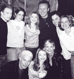 Buffy Cast - best cast ever