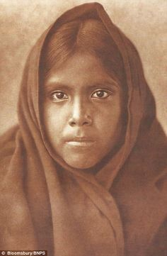 Qahatika Girl in 1907...