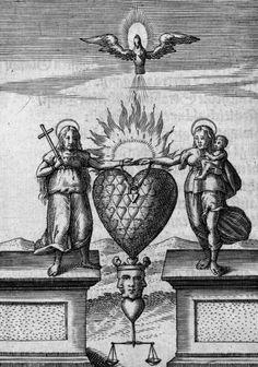 deathandmysticism:  Andreas Friedrich, Emblemata Nova, 1617