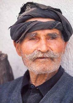 Greece a man from Crete