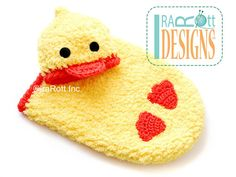 Quacky Easter Ducky Baby Hat and Cocoon Set PDF Crochet Pattern Crochet Baby Cocoon, Crochet Bebe, Crochet Baby Clothes, Easter Crochet, Crochet Hats, Kids Crochet, Crochet Blankets, Newborn Crochet Patterns, Crochet Rug Patterns