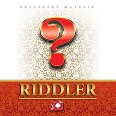 Riddler on BoardGameGeek
