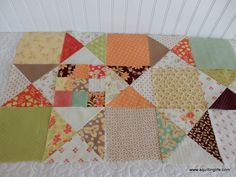 A Quilting Life blog