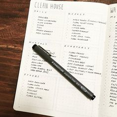#planwithmechallenge 3.30 Chores - My master chores list. I tried a cleaning tracker but it was too busy and wasn't working for me so this helps jog my memory of what needs doing to add to my weeklies/dailies #bujo #bulletjournal #bujopros #bujojunkies #leuchtturm1917 #plannerlove #plannernerd #plannercommunity #minimalistplanner #cleaninghouse