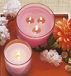 PartyLite celebrates #brightboldcolours in 2014