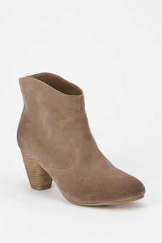 716c25c00 Ecote Alexandra Suede Ankle Boot