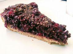 Špaldový koláč s ríbezľami a makom, Koláče, recept | Naničmama.sk