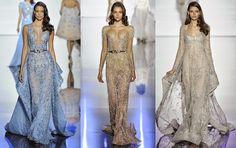 Mode Germany: Zuhair Murad Haute Couture 2015 Frühjahr/Sommer Ko...  #mode #cauture