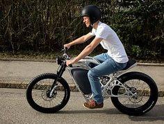 Printed bike ... world is changing.