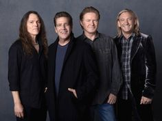 How did they get their name? The Eagles - The band was hugely influenced by the Byrds and founding member Don Henley wanted something Native American, thus The Eagles was born. Picture: Supplied
