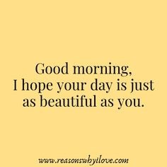 Are you searching for ideas for good morning motivation?Check out the post right here for perfect good morning motivation inspiration. These entertaining quotes will make you happy. Morning Wishes For Lover, Morning Message For Him, Morning Texts For Him, Romantic Good Morning Messages, Cute Good Morning Texts, Morning Quotes For Friends, Message For Husband, Good Morning Quotes For Him, Good Morning My Love