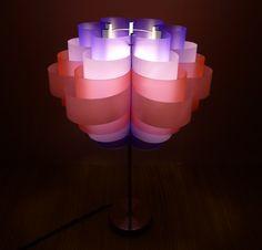 Margarita 12 lámpara de sobremesa de por SarahTurnerEcoDesign