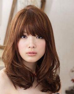 Korean Women Hairstyles Inspiration ideas : Korean Hairstyle for Female