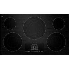 KitchenAid Architect Series II 30 In. Smooth Surface Induction Cooktop In  Black With 4 Elements   Kitchenaid Architect Series, KitchenAid And  Architects