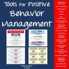 Classroom Management: Tools for Positive Behavior Management in Middle School  Other products you may be interested in:   Classroom Management: Fou...