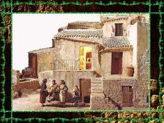 I presepi siciliani dell'agrigentino Roberto Vanadia - YouTube