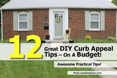 great diy curb appeal tips budget for victorian homes hgtv