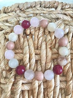 Sweet Aromatherapy Diffuser Bracelet