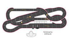 Slotblog-Ring 2014 Slot Car Race Track, Ho Slot Cars, Slot Car Racing, Slot Car Tracks, Race Cars, Race Tracks, Carrera Digital, Carrera Slot Cars, Car Table