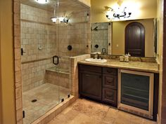 master bath- like the shower and colors