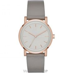Ladies DKNY Watch NY2341 http://www.thesterlingsilver.com/product/accurist-womens-quartz-watch-with-analogue-display-and-gold-plated-bracelet/