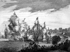 "Seabattle-between-VOC-and-Portuguese-ships,-Makassar. This Day in History: Mar 20, 1602: Dutch East India Company founded <a href=""http://dingeengoete.blogspot.com/"" rel=""nofollow"" target=""_blank"">dingeengoete.blog...</a>"