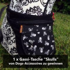 9. Dezember – 1 x Gassi-Tasche von Dogs-Accessoires zu gewinnen
